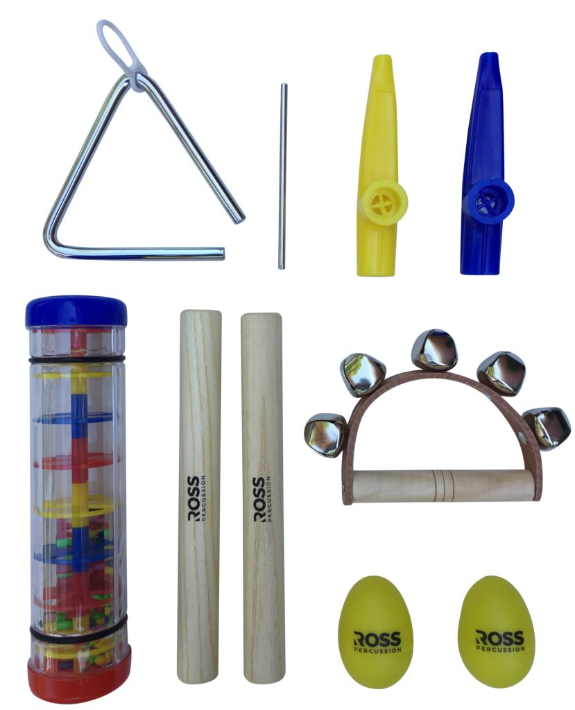 Kids and Adults Percussion Set